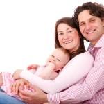 Przybory dziecięce dla matki oraz taty